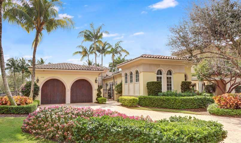 Grand Estate Home at Old Palm Golf Club