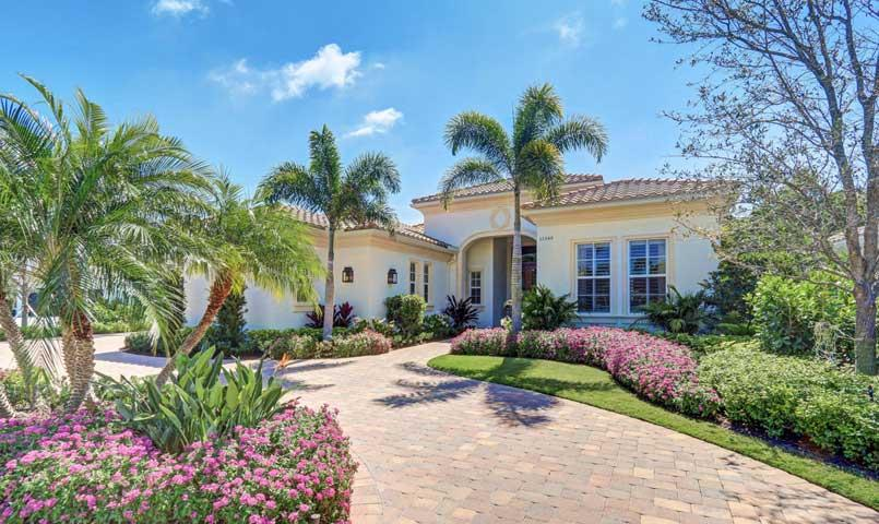 Golf Estate Home at Old Palm Golf Club