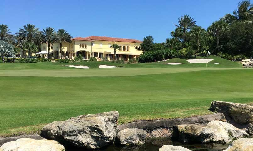 Clubhouse at Old Palm Golf Club