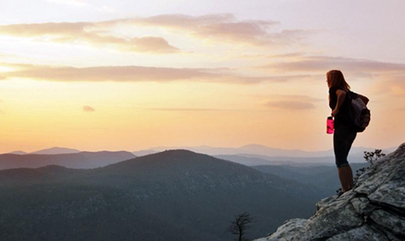 Blue Ridge Mountains and Linville Gorge