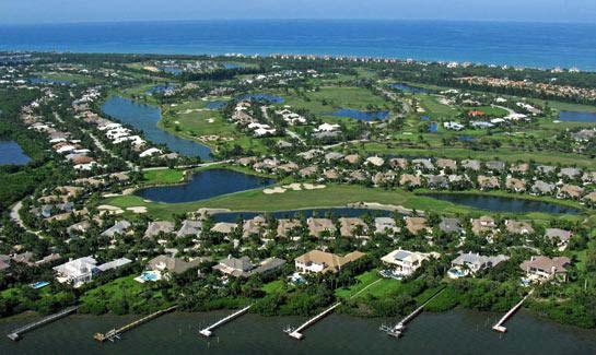 Orchid Island Golf Amp Beach Club Gated Golf Community