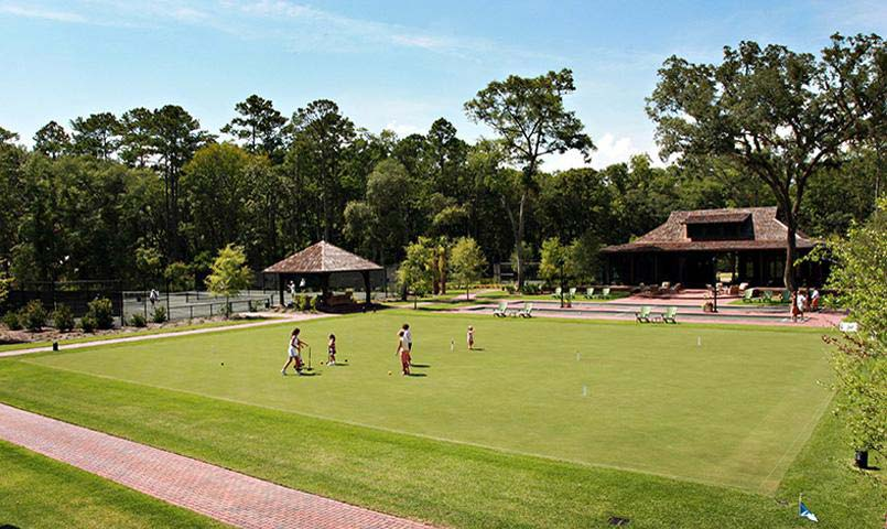 Wilson Lawn & Racquet Club at Palmetto Bluff