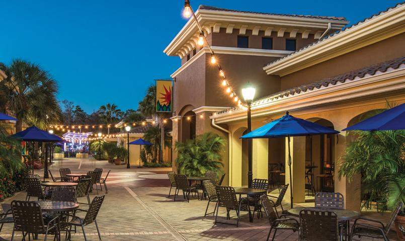 Newly expanded, award-winning Plaza del Sol Town Center