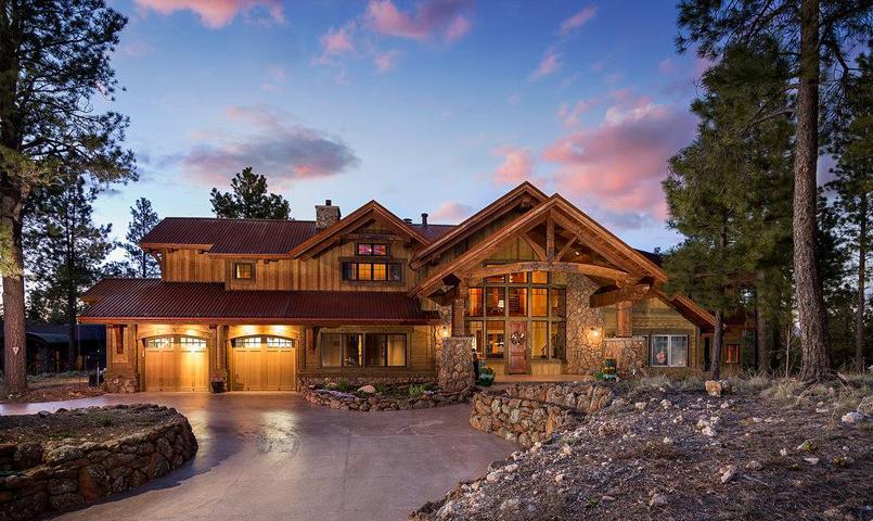 Pine Canyon Flagstaff Arizona Gated Golf Community