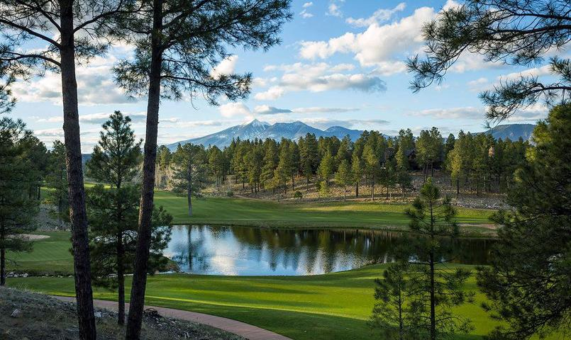 Pine Canyon Flagstaff Arizona Gated Golf Community
