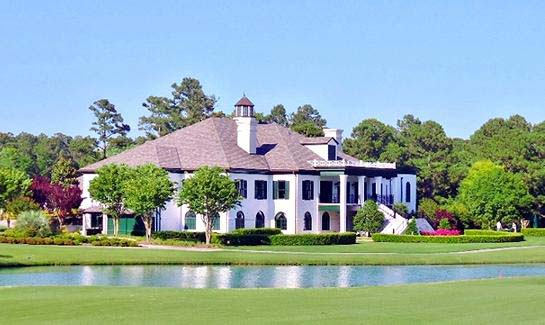 Clubhouse at Porters Neck Plantation