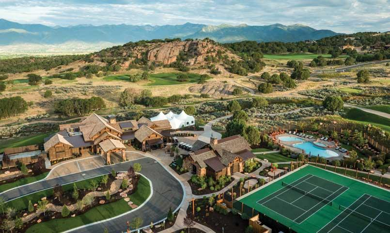The Red Ledges Club