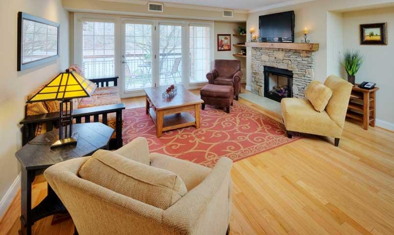 The residences at biltmore condominium community in - 2 bedroom suites in asheville nc ...