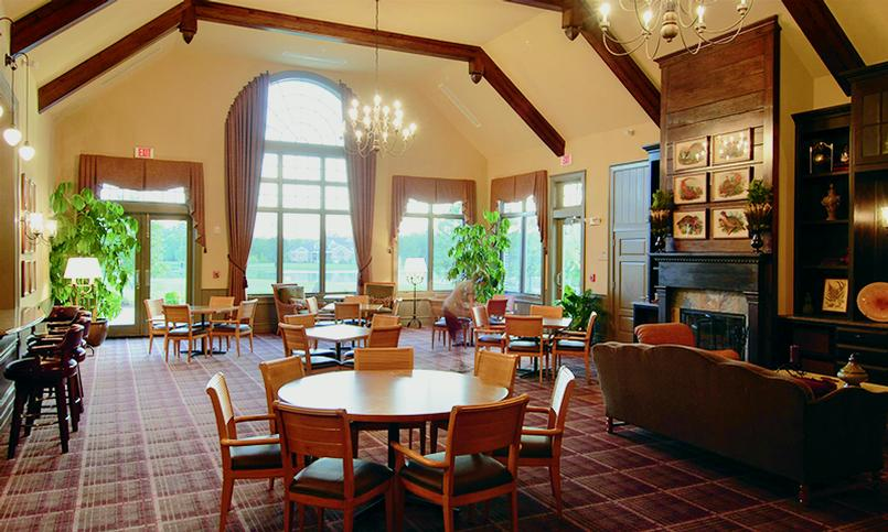 The Club at Savannah Quarters provides upscale casual dining, special events, social activities and more.