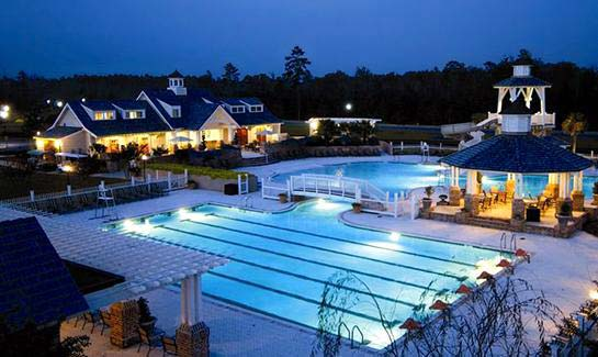Westbrook's Swim & Fitness Center at Savannah Quarters