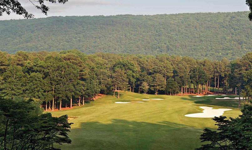 Shoal Creek Golf Community In Birmingham Al