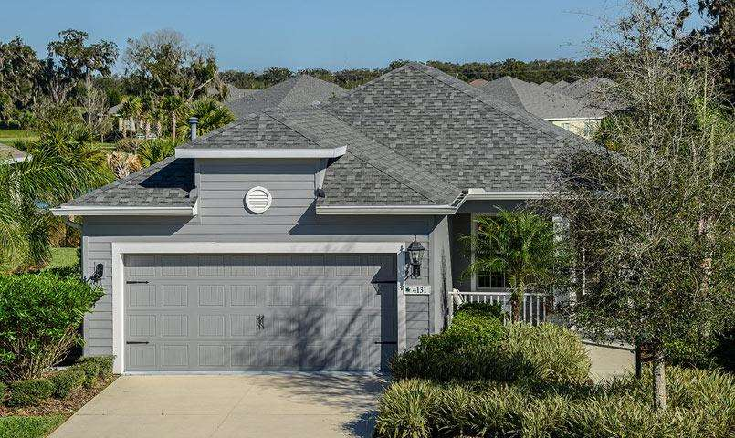 Liberty Model Home at Silverleaf community in Parrish, FL