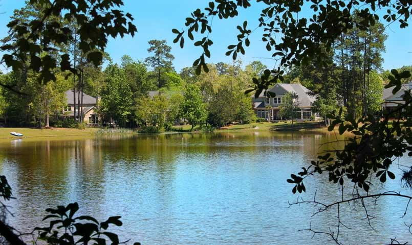 Homesites with lagoon, lakefront or wooded views are available.