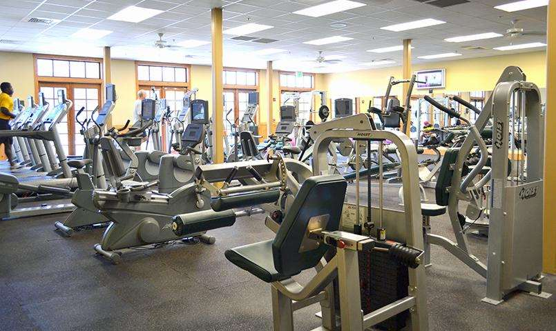 The Fitness Center at Southbridge