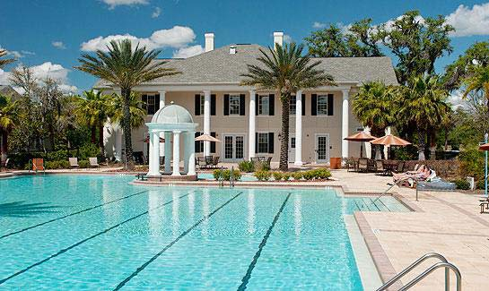 Southern Hills Plantation Private Gated Golf Community