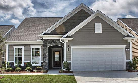 Kendall Park Model Home at Sun City Hilton Head by Del Webb