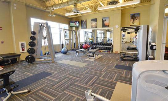 Argent Lakes Fitness Center at Sun City Hilton Head by Del Webb