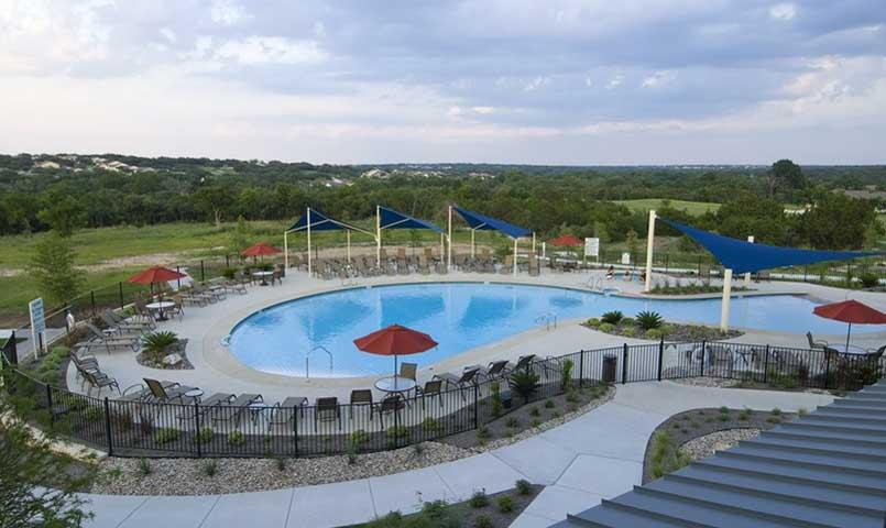 Sun City Texas By Del Webb 55 Retirement Community Near