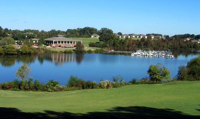 The Tanasi golf course at Tellico Village in Loudon, TN