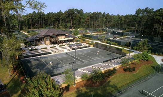 Franklin Creek Tennis Center at The Landings on Skidaway Island