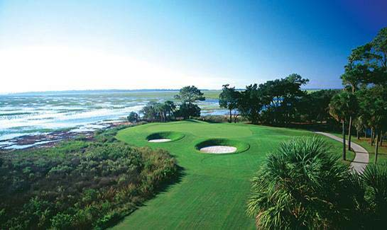 The Palmetto Golf Course at The Landings on Skidaway Island