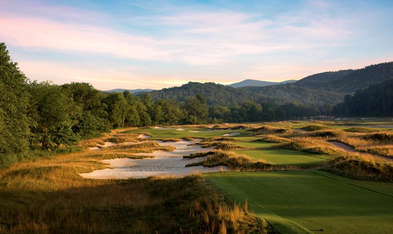 Gary Player Signature Course at The Cliffs at Mountain Park