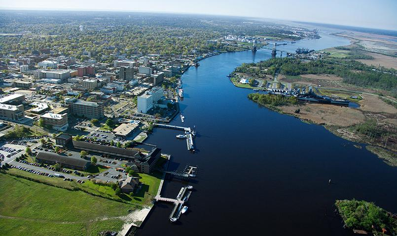 TidalWalk is located minutes from the energy and culture of Wilmington, NC.