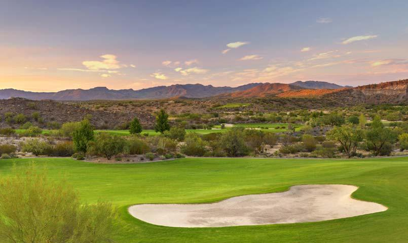 Trilogy® at Wickenburg Ranch golf course