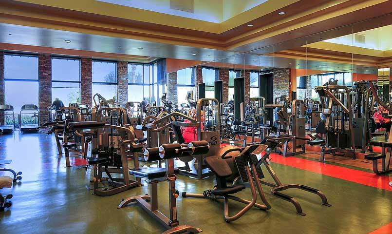 Fitness Room at Trilogy at Vistancia