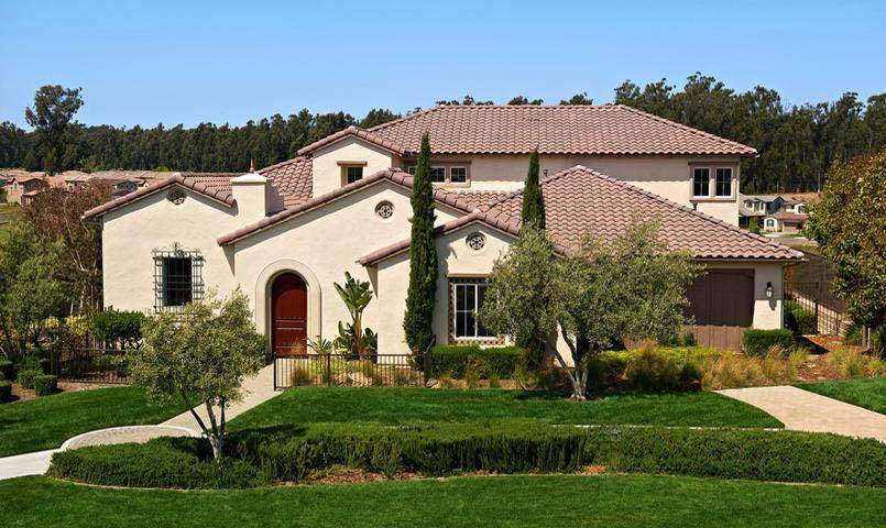 Trilogy Monarch Dunes Model Homes Home Design