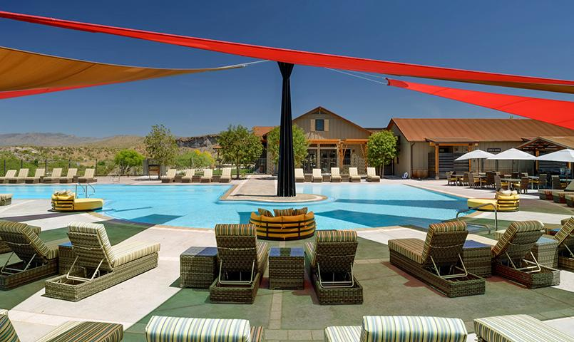 Trilogy® at Wickenburg Ranch resort-style pool