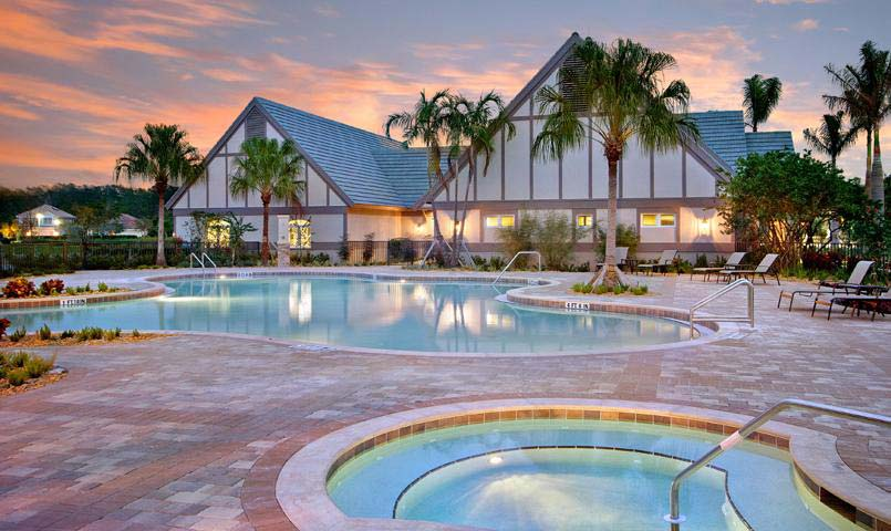 Twineagles Naples Florida Gated Golf Community