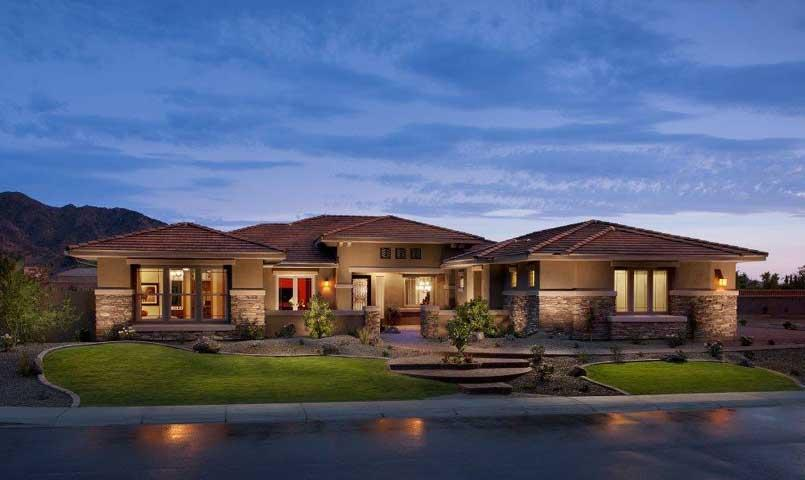 Victory at verrado active adult 55 community near for Verrado home builders