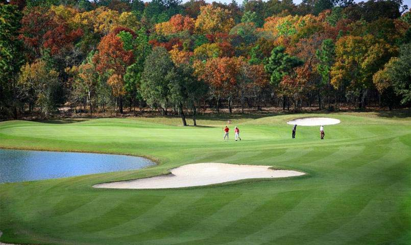 Villages of Citrus Hills offers residents access to four championship golf courses.