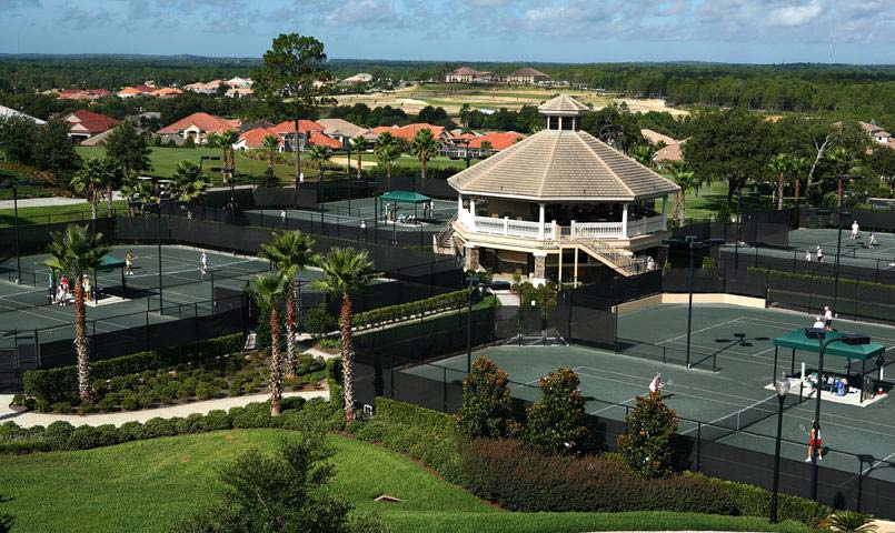 Two tennis centers with multiple courts offer USTA play and leagues for all abilities.