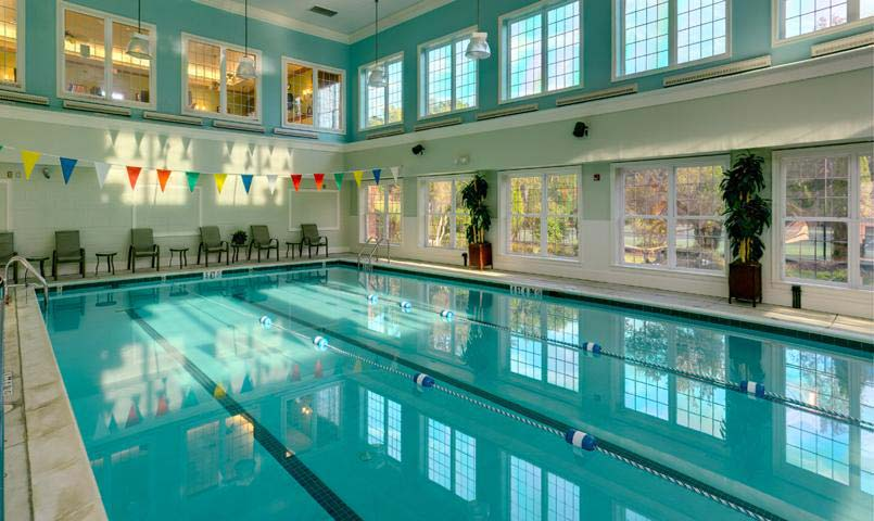 Virginia heritage at lee 39 s parke 55 retirement Retirement villages with swimming pools