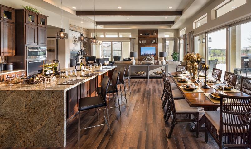 Trilogy at vistancia active lifestyle retirement golf community in peoria az for Shea homes design studio arizona