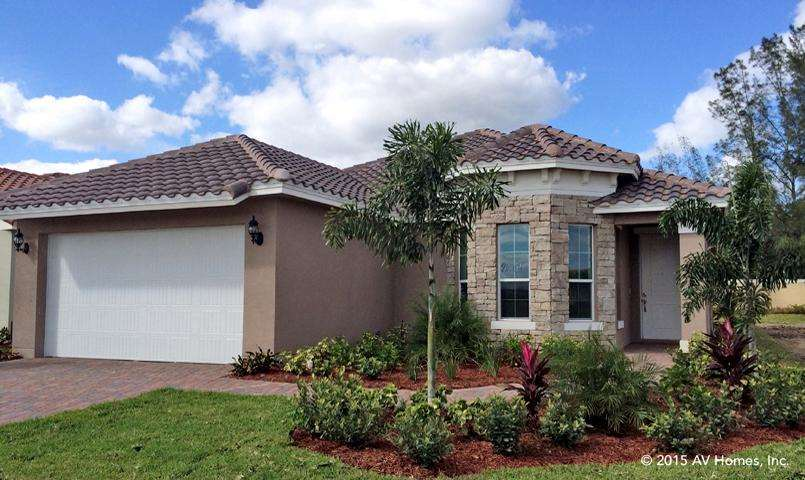 Vitalia At Tradition 55 Community In Port St Lucie