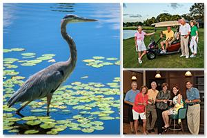Discovery Packages available at Indian River Colony Club in Viera (Melbourne), Florida