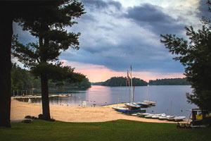 Discovery Packages available at Lake Naomi Club in Pocono Pines, Pennsylvania