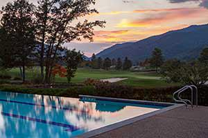 Discovery Packages available at The Greenbrier Sporting Club in White Sulphur Springs, West Virginia