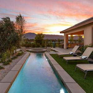 Discovery Packages available at Trilogy at The Polo Club in Indio, California