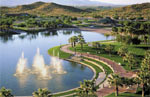 Goodyear, Arizona Lakefront Homes Community