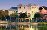 Celebration, Florida Private Golf Course Community