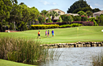 Delray Beach, Florida Gated Golf Course Community