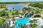 Venice, Florida Lakefront Homes Community