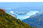 Chattanooga, Tennessee Lakefront Homes Community
