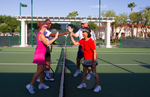Mesa, Arizona Tennis Communities