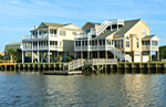 Sunset Beach, North Carolina Gated Community