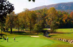 Lake Lure, North Carolina Gated Golf Course Community